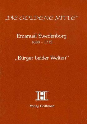 "Heft 23 - Emanuel Swedenborg: ""Bürger beider Welten"""