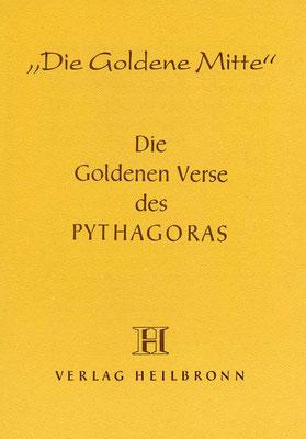 Heft 1 - Die Goldenen Verse des Pythagoras