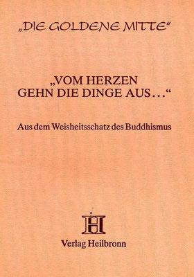 Heft 12 - Weisheiten aus dem Buddhismus
