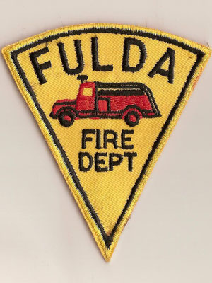 Fulda Fire Dept., Indiana/USA
