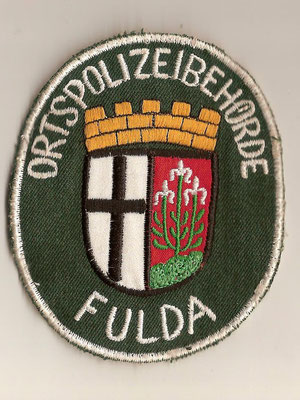 Ortspolizeibehörde Fulda