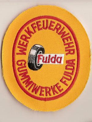 Werkfeuerwehr Gummiwerke Fulda