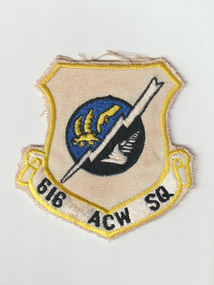 616th Aircraft Control and Warning Squadron (1960-1978 Wasserkuppe)