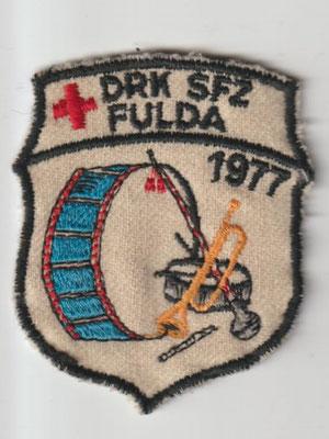 Spielmanns- u. Fanfarenzug DRK Fulda 1977