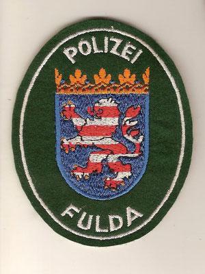 Polizei Fulda - Land Hessen