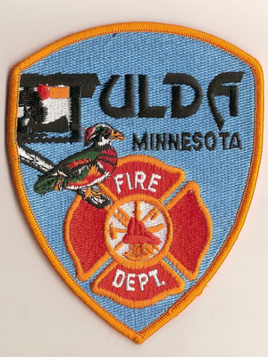 Fire Dept. Fulda, Minnesota/USA