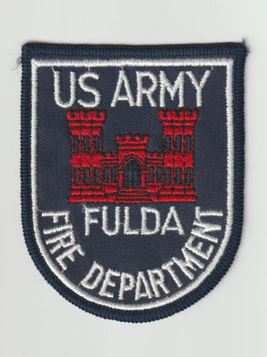 US Army Fire Dept. Fulda