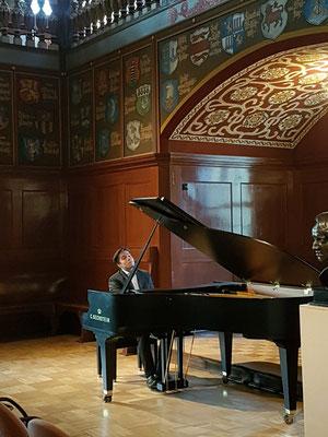 Konzertabend Wappensaal Schloss zu Lübben