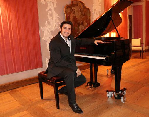Konzertabend Kloster Speinshart, Foto:Peter Brezina