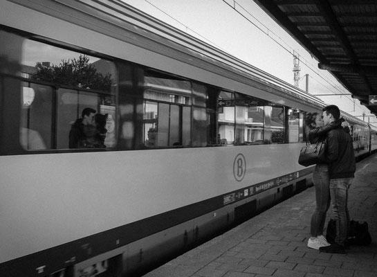 ©Emilie en Wallonie | Photographie | Les voyages en train | Amoureux Marloie