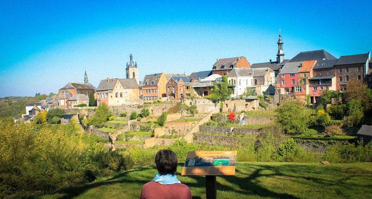 Emilie en Wallonie | Vous emmène | Visiter