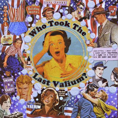 Who took the last Valium