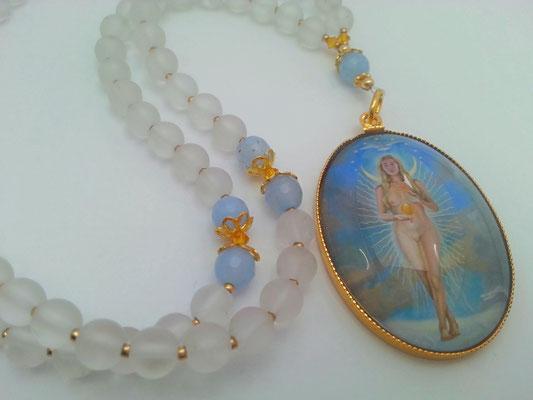 Amulettkette Sophia