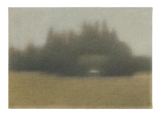 少年 30.0×42.0㎝(2020) oil on canvas