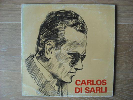 "Plattencover von ""Carlos Di Sarli Y Su Orquesta"" auf ""Tango Argentino von Vinyl"" - Tango-DJ Enrique Jorge"