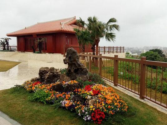 Малый додзё в Окинава Каратэ-до Кайкан. Окинава, Япония.