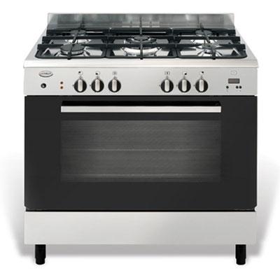 AL965EI3 90cm Freestanding Dual  Fuel Freestanding Cooker $1199