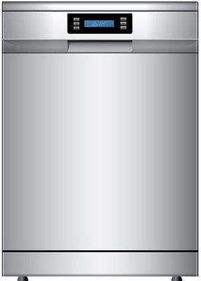 DANDW202SS 600mm Dishwasher $600
