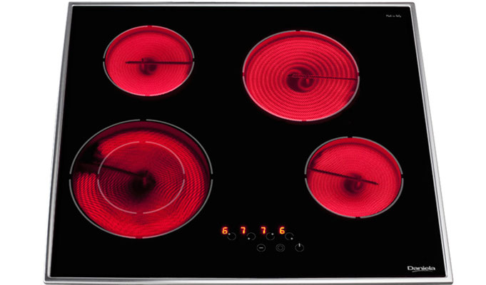 DAN6TCQ 60cm Touch Ceramic Cooktop $650