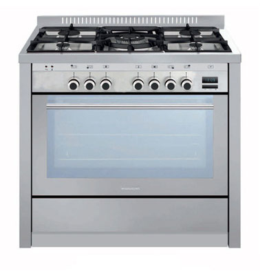 ML96PROEI3 90cm Dual Fuel Freestanding Cooker $2299