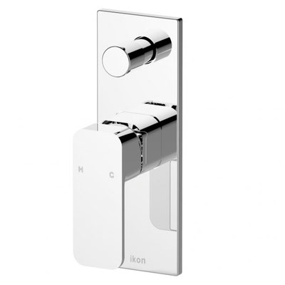 HYB66-501 Seto Bathroom Wall Mixer With Diverter