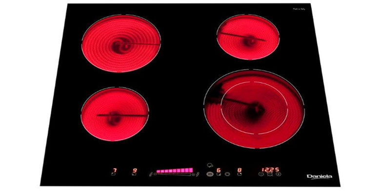 DAN6TCQS 60cm Slider Ceramic Cooktop $750