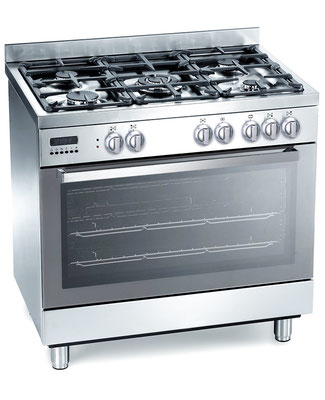 PL998XSDC 90cm Gas Upright Freestanding Cooker $1850