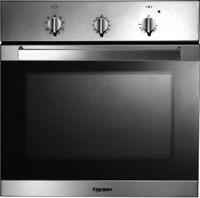 DAN6GS 60cm Gas Fan Forced Oven $790