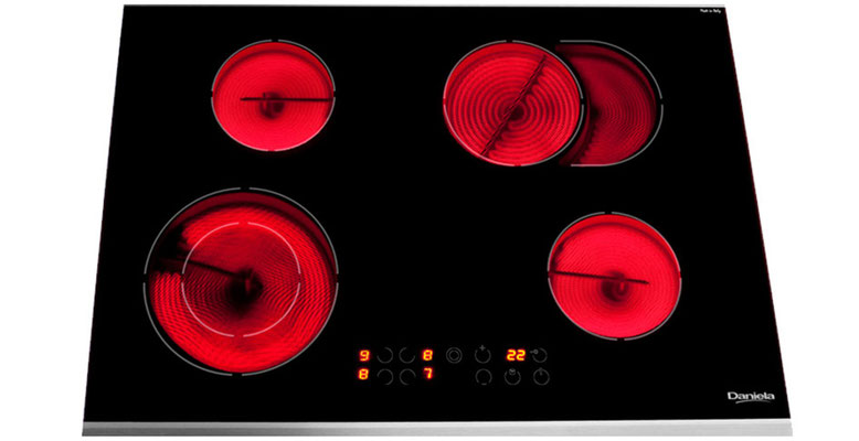 DAN7TCQ 75cm Touch Ceramic Cooktop $790