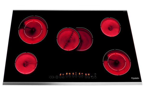 DAN9TCQ 90cm Touch Ceramic Cooktop $1190