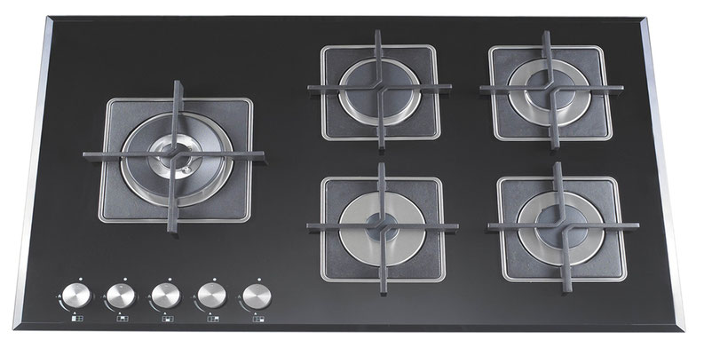 DAN95GTG2 90cm Gas Glass Cooktop $995