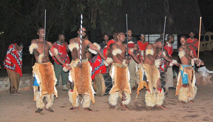 show, Mlilwane