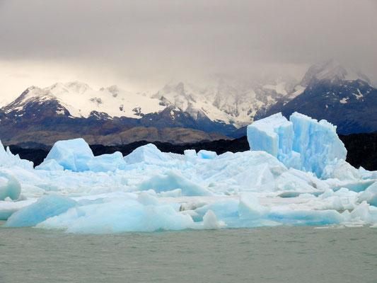 Argentinien, Lago Argentino