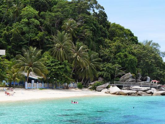 Malaysia, Perhentian Islands