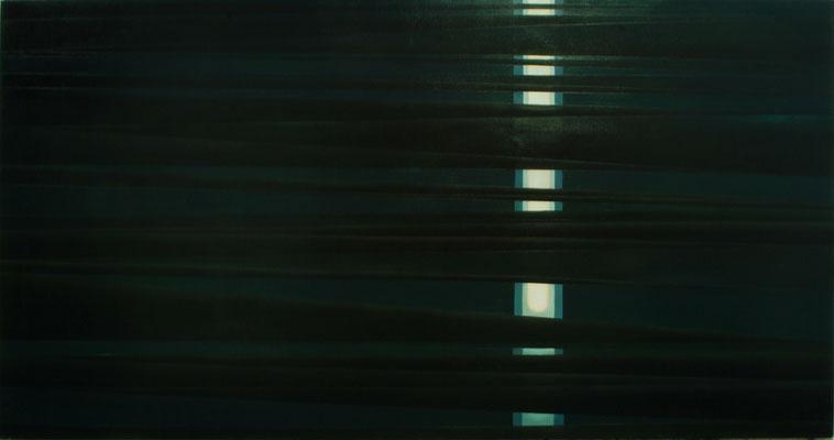 No title, oil on canvas, 100x190cm