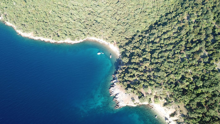 Stunning Croatian sea
