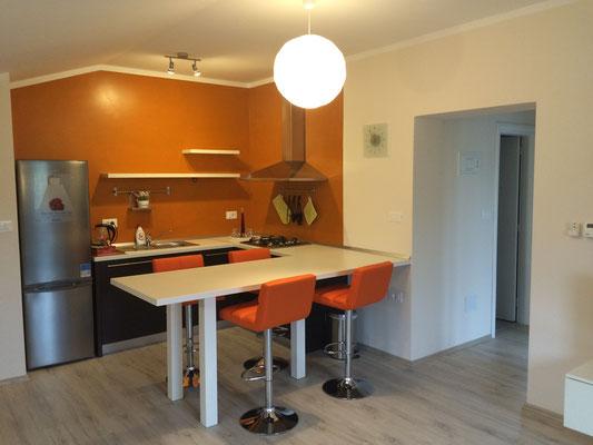 Cucina appartamento Gelsomino