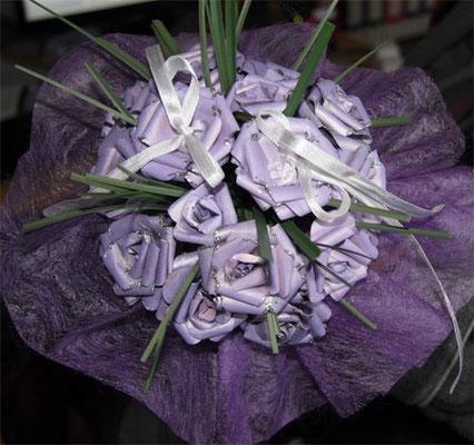 Bouquet pour alliances
