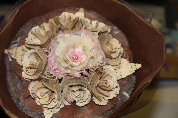 Bouquet thème musique