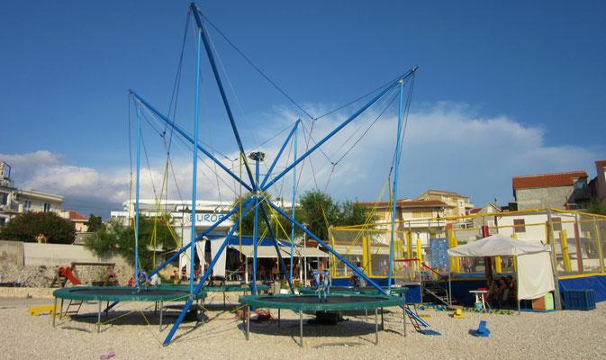 Апартаменты люкс в Примоштене рядом с морем, отдых в Хорватии с детьми, лучшие пляжи