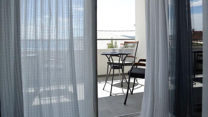 апартаменты рядом с пляжем, Задар, отдых в Хорватии с детьми