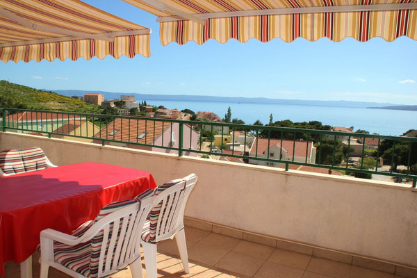 Апартаменты в Промайне, Макарска ривьера, отдых с детьми, лучшие пляжи Хорватии