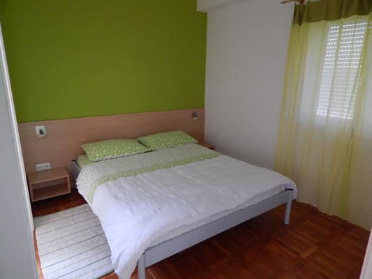 Хорошие апартаменты в Задаре, пляж Борик. Отдых с детьми в Хорватии.