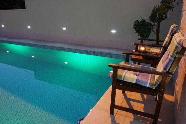 Вилла с бассейном Макарска ривьера, Промайна, Башка Вода