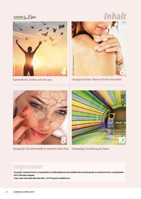 Sonne & Leben Broschüre 2