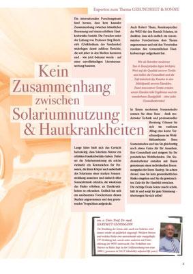 Sonne & Leben Broschüre 5
