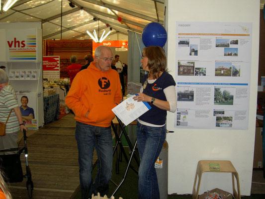 Georg Meyer (LiF) im Gespräch mit Jutta Kirsch von CAMBIO