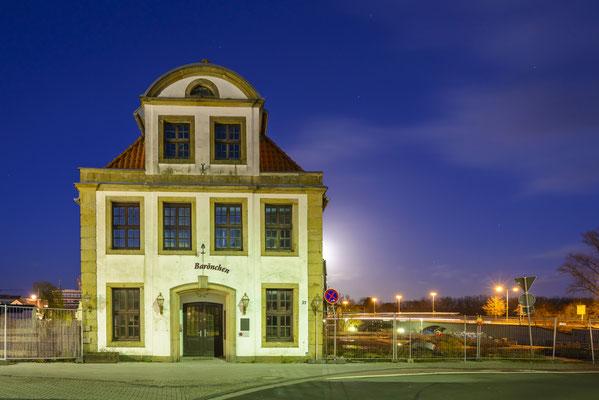 Rheine - Baron Potemkin wohnt hier nicht mehr.