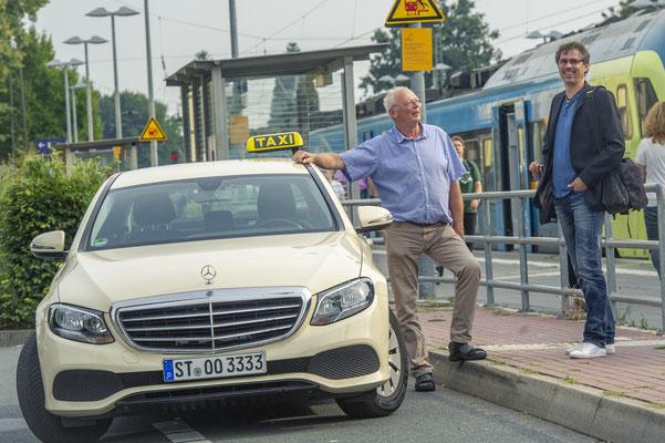 Anrufsammeltaxi, für Grevener Verkehrs GmbH