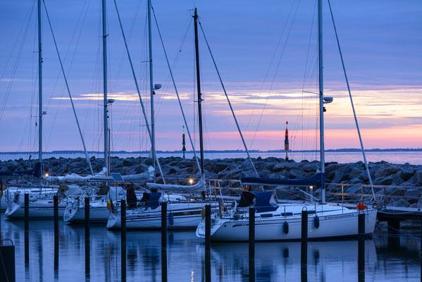 Yachthafen Lohme